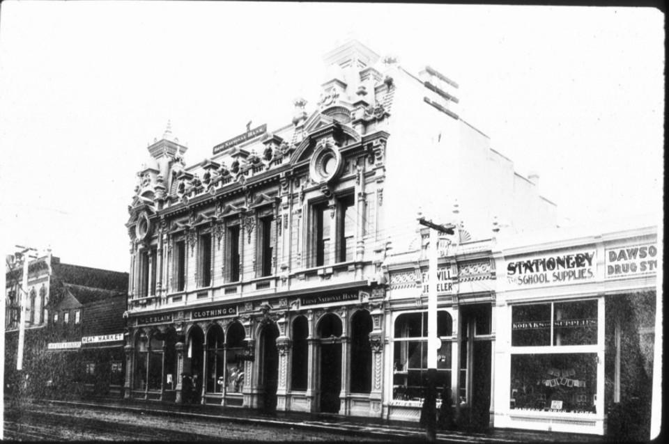 The Historic Flinn Block